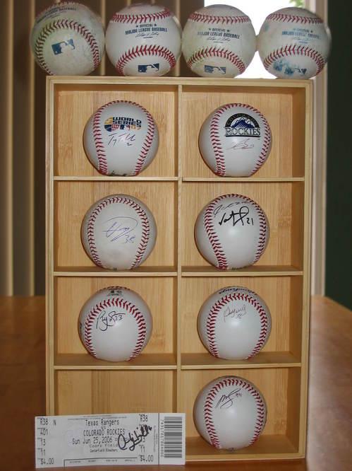 Autographed Baseballs.JPG