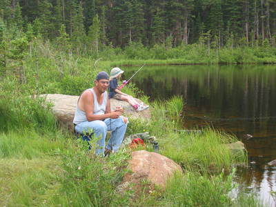 Berned Mylee fishing.JPG