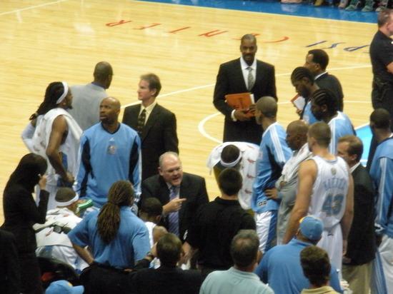 Karl tellin it 11-16-08.JPG