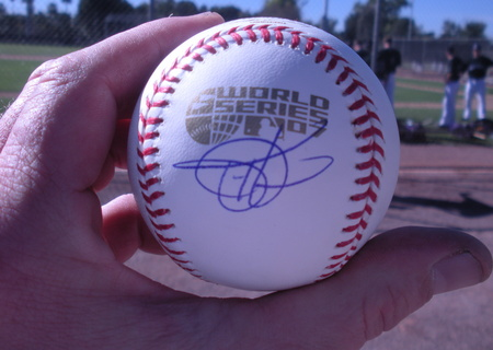 TH autographed WS ball 2-26-09.jpg
