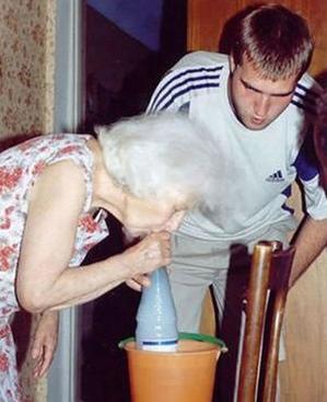 Granny hitting a bong.jpg