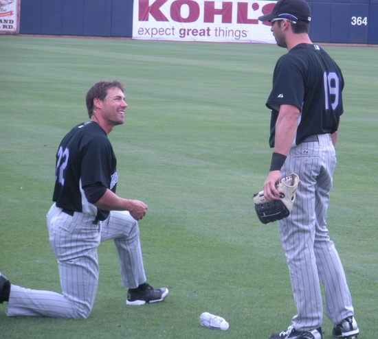 Podsednik and Spilborghs 3-3-09.jpg