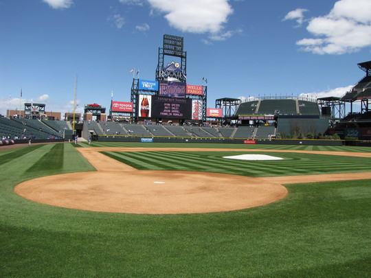 Cool shot of coors field 4-26-09.JPG