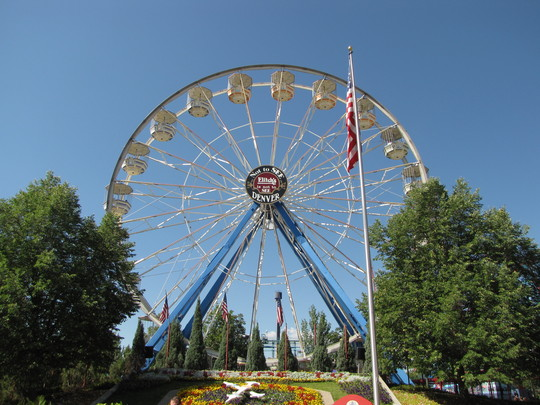 eLITCH gARDENS FERRIS WHEEL