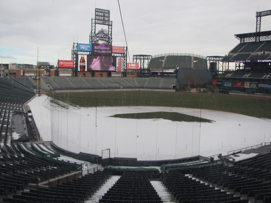 Coors Field with Snow.JPG