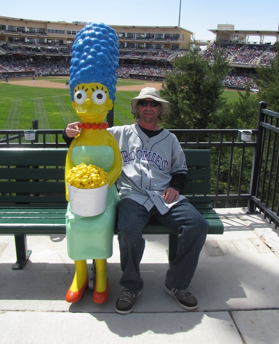 RPR and Marge Isotopes park.jpg