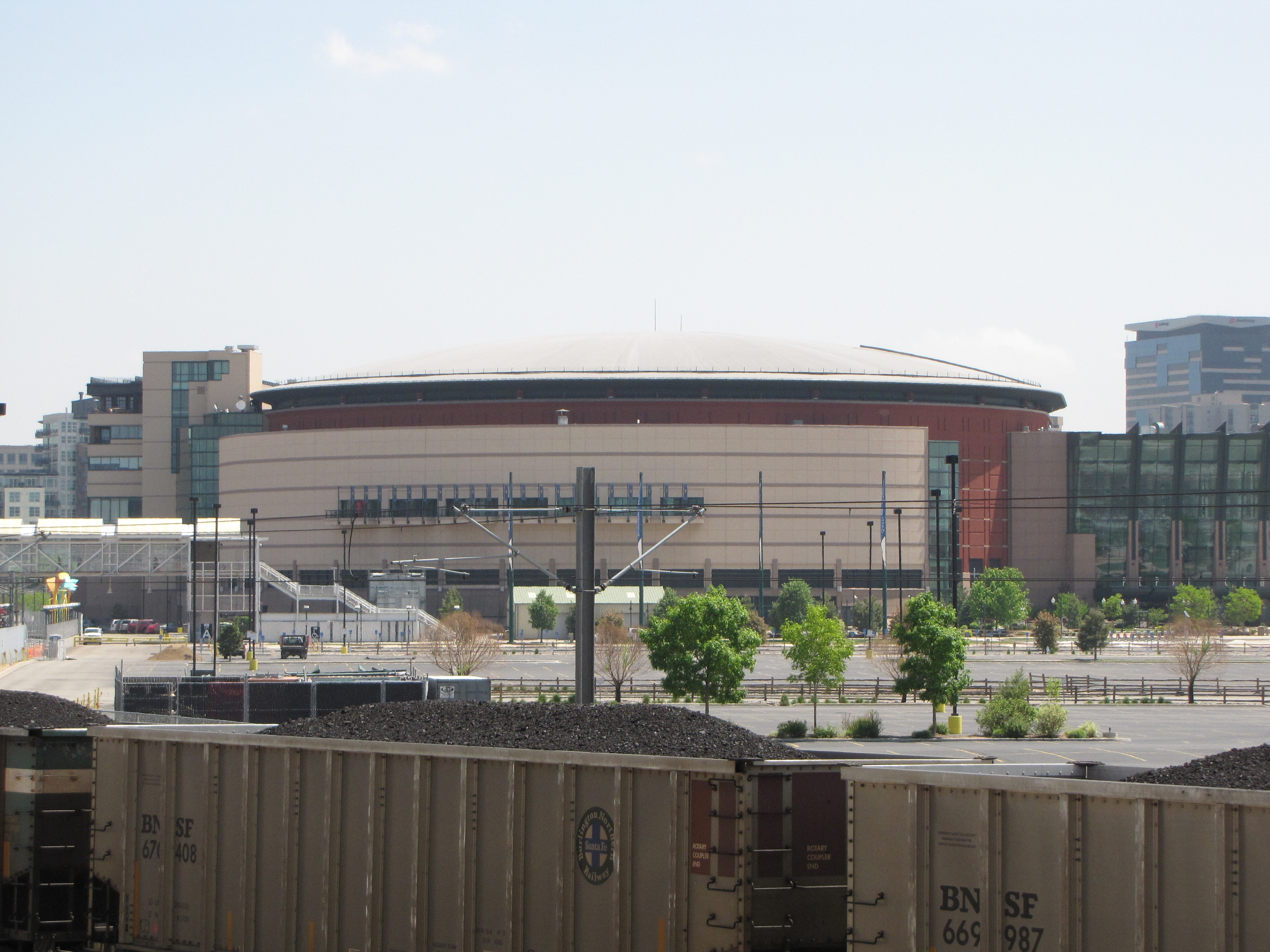 Pepsi Center: Too Much Fun, Too Much Sun, Flip Me I'm Done