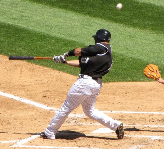 Olivo at bat 4-28-10.jpg