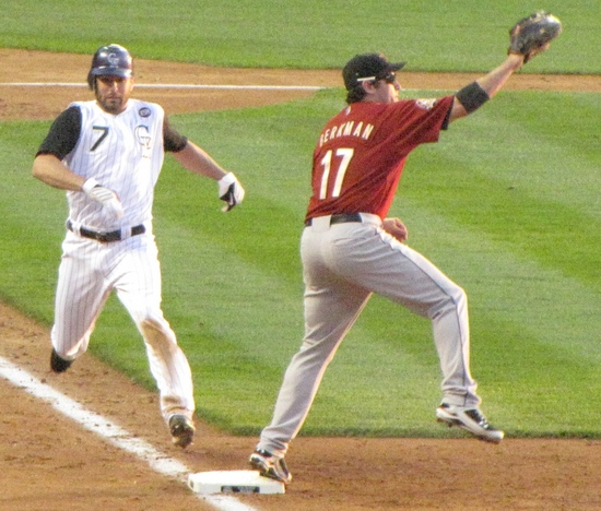 Seth Smith giving it his all 6-9-10.jpg