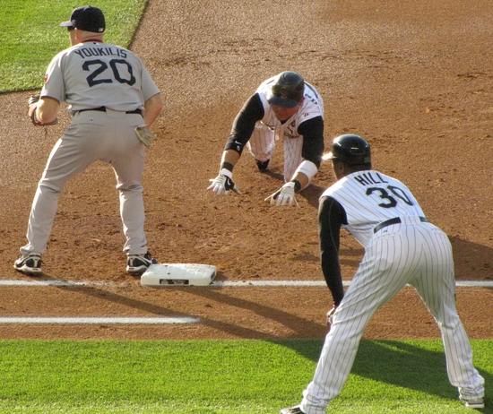 Youkilis and Cargo 6-22-10.jpg