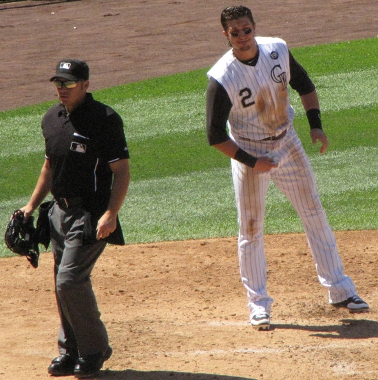Tulo and the umpire 8-15-10.jpg