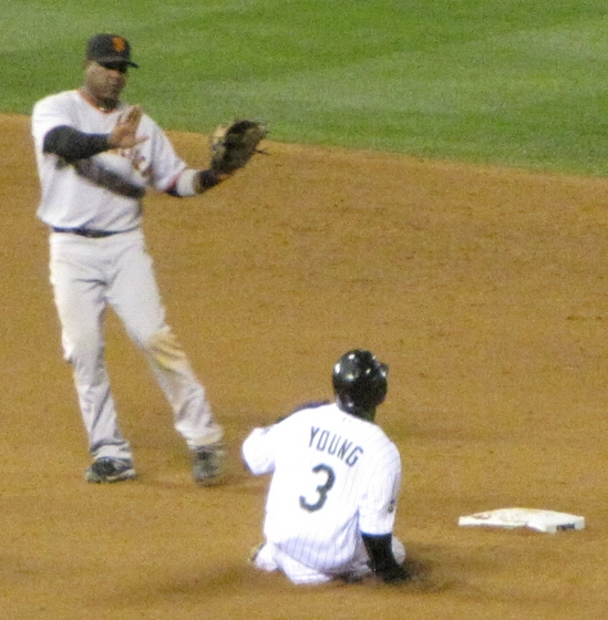 Eric Young slide into second 9-24-10.jpg