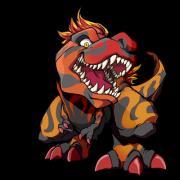 Rex the new Rockies Mascot.JPG