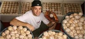 zack Hample baseballs.JPG