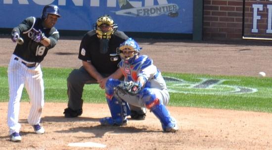 Herrera gets a hit 4-17-11.jpg