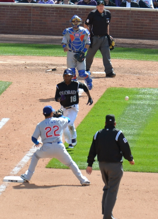 Herrera out at first 4-17-11.jpg