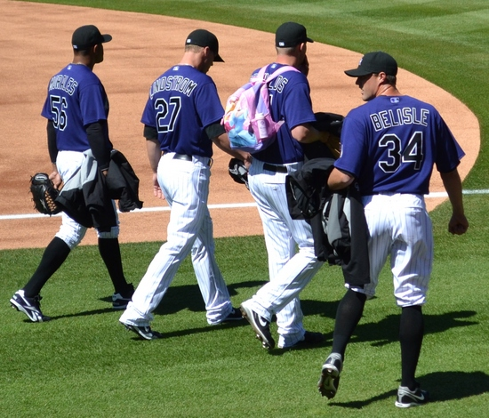 Rockies Pitchers OD 2011.jpg