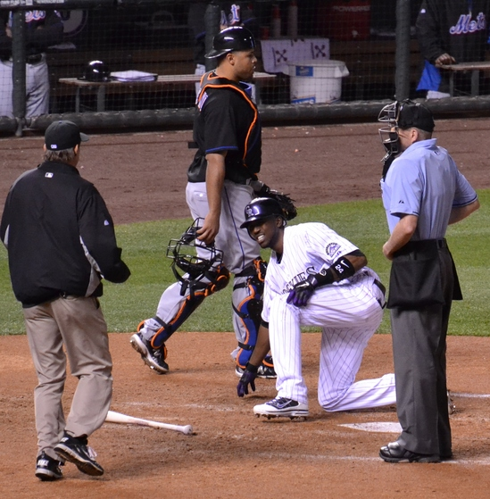 Dexter Fowler injury-8 5-10-11.jpg