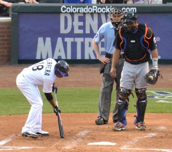Herrera daring the catcher 5-10-11.jpg