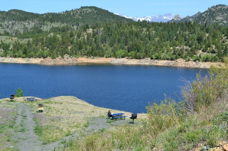 Gross dam and reservoir rockpile rant for Gross reservoir fishing