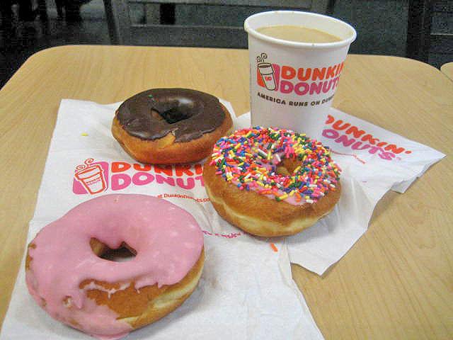du kin donuts