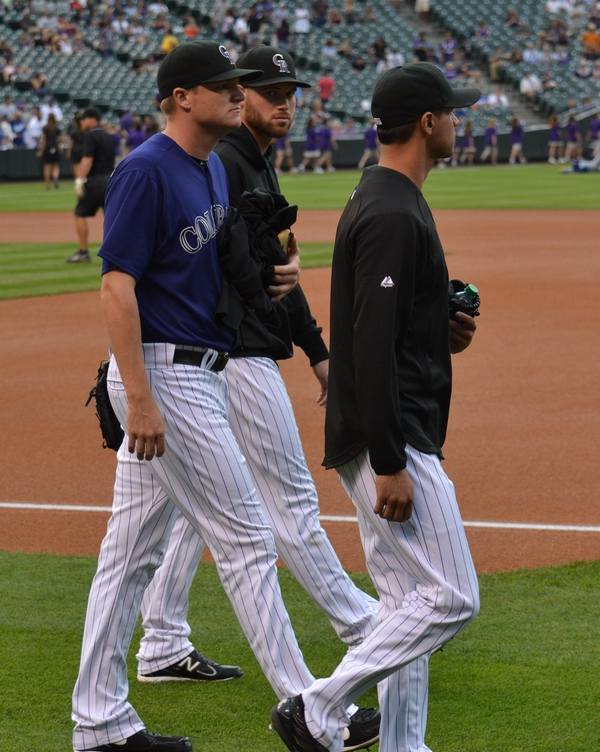 Woo Hoo...Rockies Take Two from the Blue (5/6)