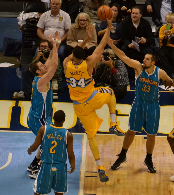 McGee hook shot 11-25-12