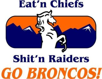 eating chiefs shittn raiders