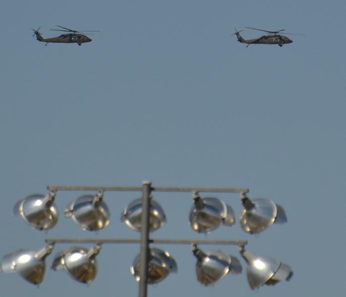 aerial entertainment hoho