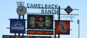 camelback ranch board