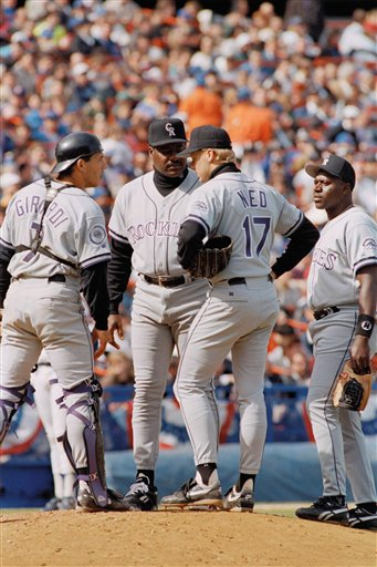 Colorado Rockies 1993